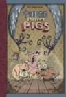 Image for The three little pigs  : the graphic novel