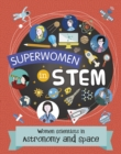 Image for Women scientists in astronomy and space