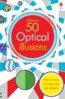 Image for Usborne 50 optical illusions