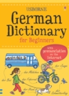 Image for Usborne German dictionary for beginners.