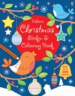 Image for Christmas Sticker and Colouring Book