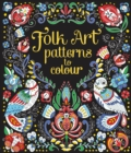 Image for Folk Art Patterns to Colour
