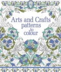 Image for Arts & Crafts Patterns to Colour