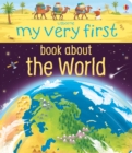 Image for Usborne my very first our world book
