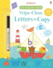 Image for Get Ready for School Wipe-Clean Letters to Copy