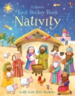 Image for First Sticker Book Nativity