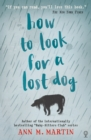 Image for How to look for a lost dog
