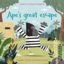 Image for Ape's great escape