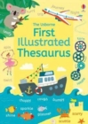 Image for The Usborne first illustrated thesaurus