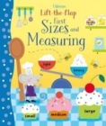 Image for Usborne Lift-the-flap first sizes and measuring