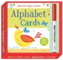 Image for Wipe-Clean Alphabet Cards