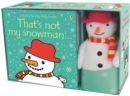 Image for That's Not My Snowman Book and Toy