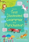 Image for Usborne first illustrated grammar and punctuation