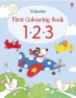 Image for First Colouring Book 123