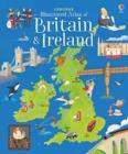 Image for Usborne illustrated atlas of Britain & Ireland
