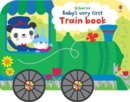 Image for Baby's very first train book