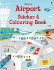 Image for Airport Sticker and Colouring Book