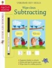Image for Wipe-clean Subtracting 5-6