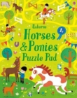 Image for Horses and Ponies Puzzles Pad
