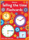 Image for Telling the Time Flash Cards