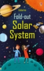 Image for Usborne fold-out solar system