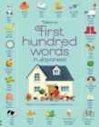 Image for Usborne first hundred words in Japanese