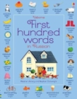 Image for Usborne first hundred words in Russian