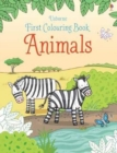 Image for First Colouring Book Animals
