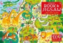 Image for Usborne Book and Jigsaw At the Zoo