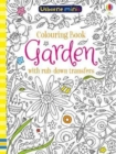 Image for Colouring Book Garden with Rub Down Transfers
