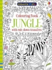 Image for Colouring Book Jungle with Rub Down Transfers