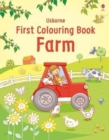 Image for First Colouring Book Farm