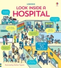 Image for Usborne Look inside a hospital