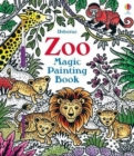 Image for Zoo Magic Painting Book