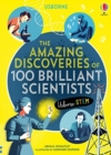 Image for The amazing discoveries of 100 brilliant scientists