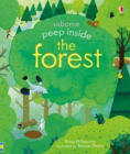 Image for Usborne peep inside the forest