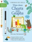 Image for Wipe-Clean Charts & Graphs 6-7