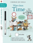Image for Wipe-Clean Time 8-9