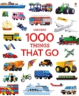Image for Usborne 1000 things that go