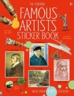 Image for Famous Artists Sticker Book