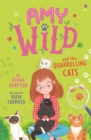Image for Amy Wild and the quarrelling cats