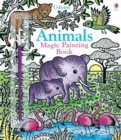 Image for Animals Magic Painting Book
