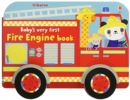 Image for Baby's very first fire engine book