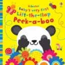 Image for Baby's very first lift-the-flap peek-a-boo