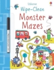 Image for Wipe-Clean Monster Mazes