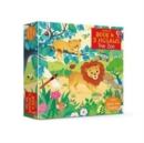 Image for Usborne Book & 3 Jigsaws: The Zoo