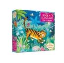 Image for Usborne Book & 3 Jigsaws: The Jungle