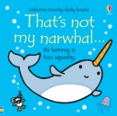 Image for That's not my narwhal...