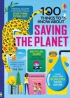 Image for 100 things to know about saving the planet