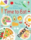 Image for First Sticker Book Mealtime